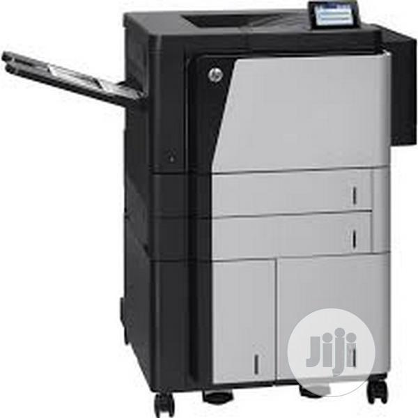 HP Laserjet Enterprise M806X+ Printer (Cz245a) | Printers & Scanners for sale in Ikeja, Lagos State, Nigeria