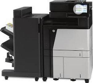 HP Colour Laserjet Enterprise Flow M880Z+ Multifunction | Printers & Scanners for sale in Lagos State, Ikeja