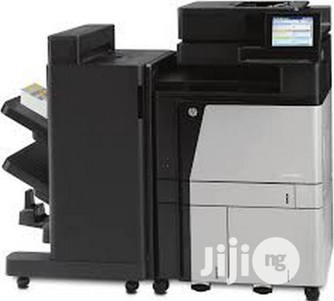HP Colour Laserjet Enterprise Flow M880Z+ Multifunction