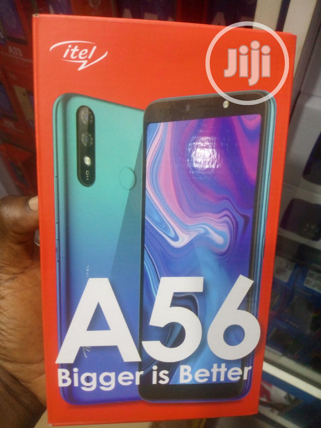 Archive: New Itel A56 16 GB