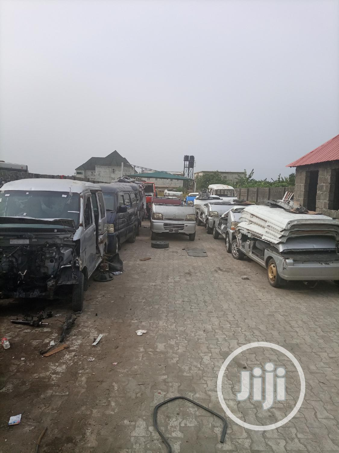Super Clean First Classs Tokunbo Minibuses