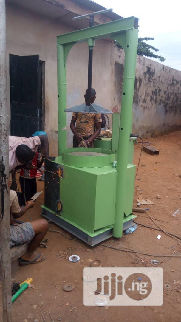 Dekoraj Complete Garri PROCESSING Machines | Farm Machinery & Equipment for sale in Ikorodu, Lagos State, Nigeria