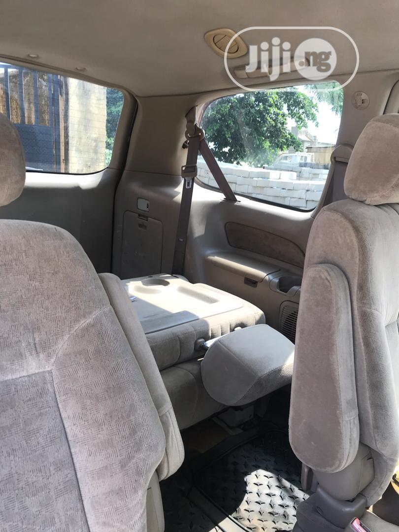 Toyota Sienna Available For Your Service | Logistics Services for sale in Mushin, Lagos State, Nigeria