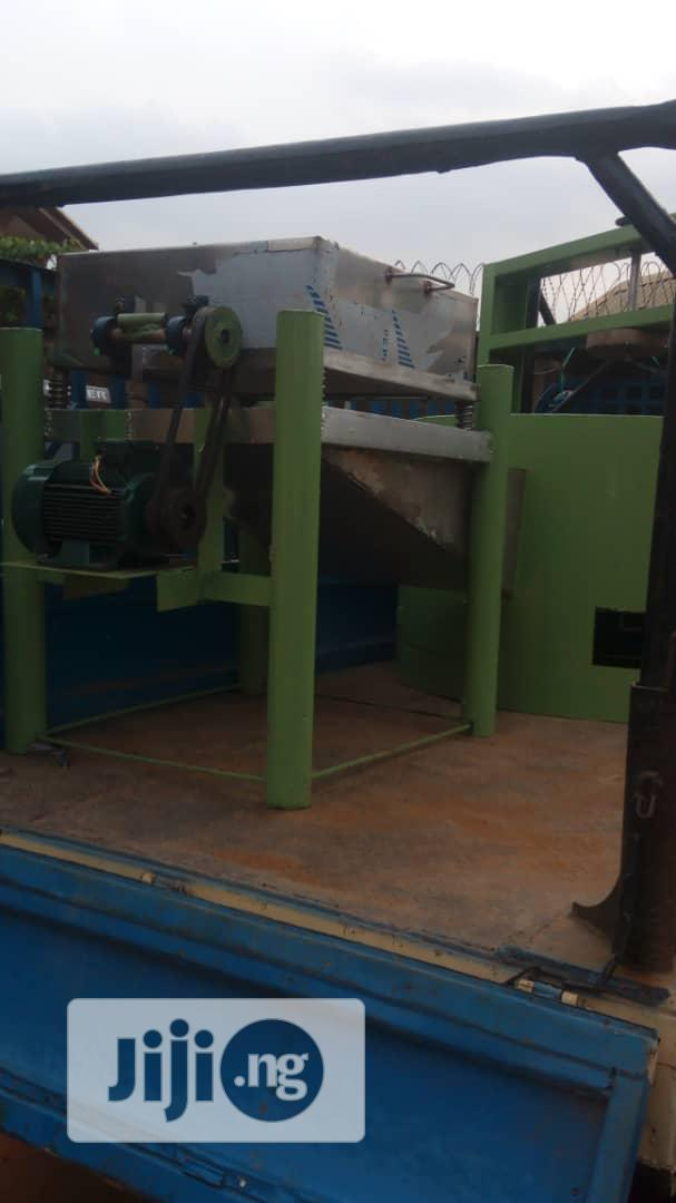 Garri PROCESSING Machines Made By Dekoraj | Farm Machinery & Equipment for sale in Ikeja, Lagos State, Nigeria