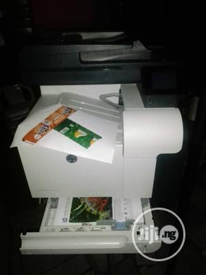 HP Laserjet 500 Color Printer 3in1 | Printers & Scanners for sale in Lagos State, Surulere