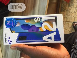 New Samsung Galaxy A21s 64 GB | Mobile Phones for sale in Abuja (FCT) State, Wuse