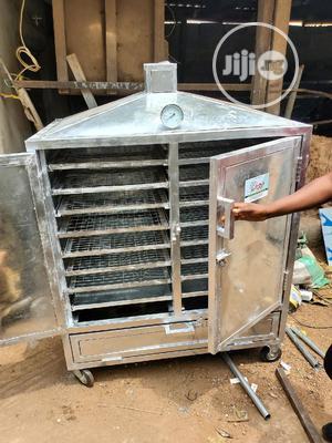 Dekoraj Fish,Yam And Ginger Drying/Smoking Kiln   Farm Machinery & Equipment for sale in Lagos State, Magodo