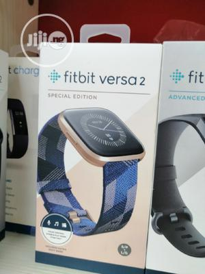 Fitbit Versa 2 Special Edition | Smart Watches & Trackers for sale in Lagos State, Ikeja