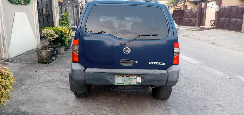 Nissan Xterra 2003 Automatic Blue | Cars for sale in Amuwo-Odofin, Lagos State, Nigeria