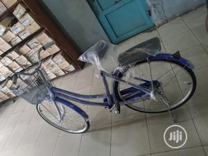 Adult Bicycle With Carrier | Sports Equipment for sale in Lagos State, Surulere