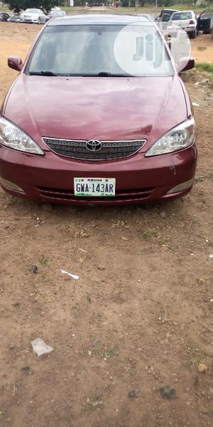 Toyota Camry 2003 Red | Cars for sale in Abuja (FCT) State, Gwarinpa