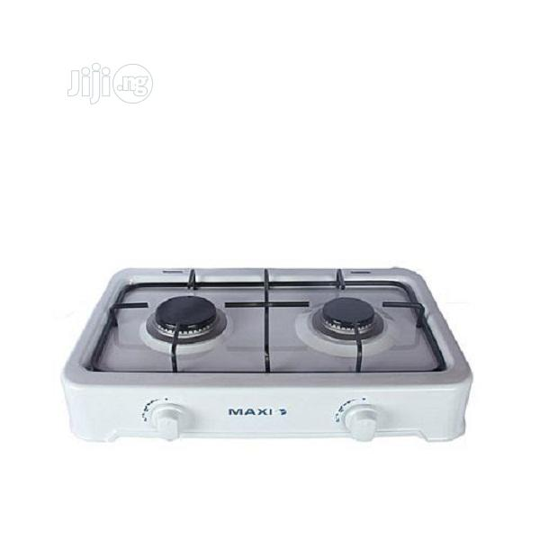 Maxi 2 Burner Table Top Gas Cooker