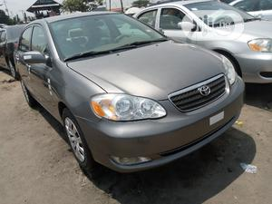 Toyota Corolla 2008 1.8 LE Gray | Cars for sale in Lagos State, Apapa