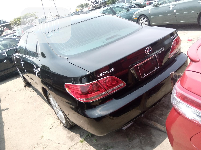 Lexus ES 330 2005 Black