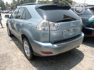 Lexus RX 2009 350 AWD Blue | Cars for sale in Lagos State, Apapa