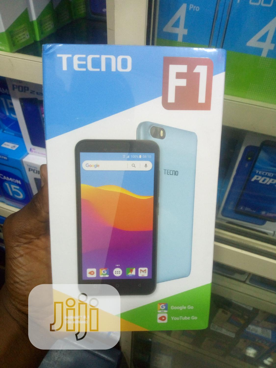 New Tecno F1 8 GB