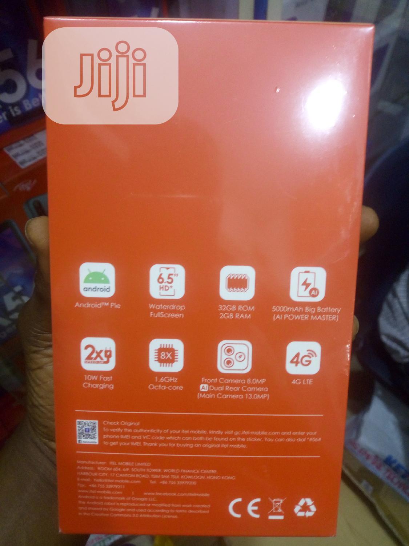 Archive: New Itel P36 Pro 32 GB