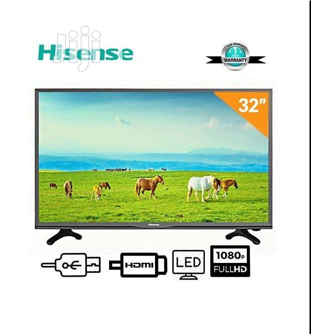 32′′ HD Satellite TV (32 – N50hts) -hisense O13