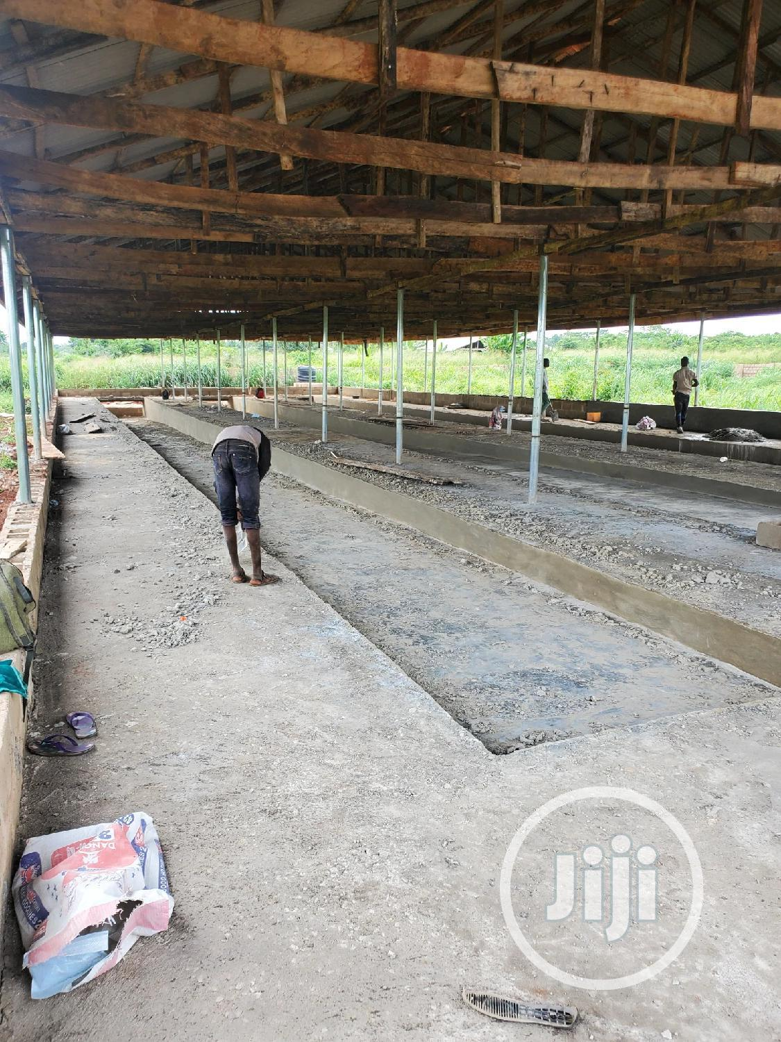 We Are POULTRY Pen House Builders | Building & Trades Services for sale in Central Business Dis, Abuja (FCT) State, Nigeria