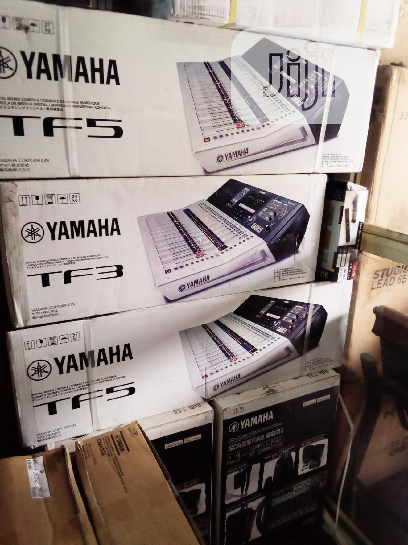 Yamaha TF5 Mixer
