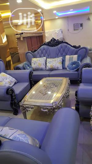 Royal Leather Sofa Chair By 7 Seaters | Furniture for sale in Lagos State, Amuwo-Odofin