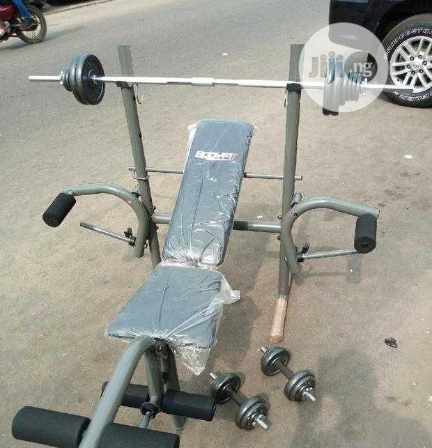 Home Weights Bench