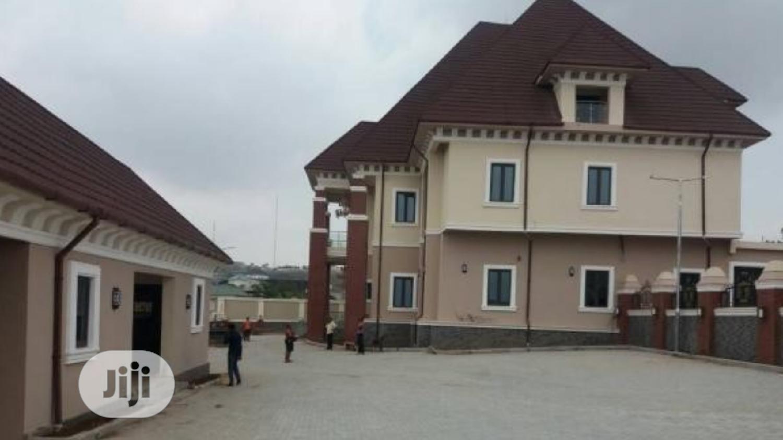 Archive: 9 Bedroom Mansion at Main Asokoro Abuja