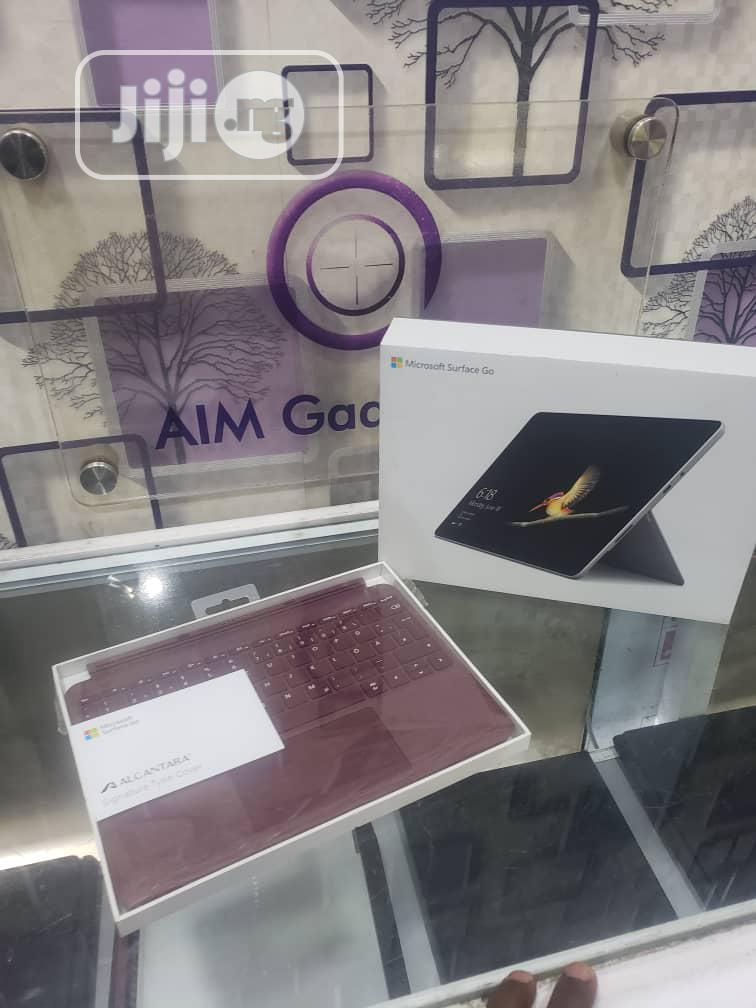 Microsoft Surface Go 64 GB Gray   Tablets for sale in Wuse 2, Abuja (FCT) State, Nigeria