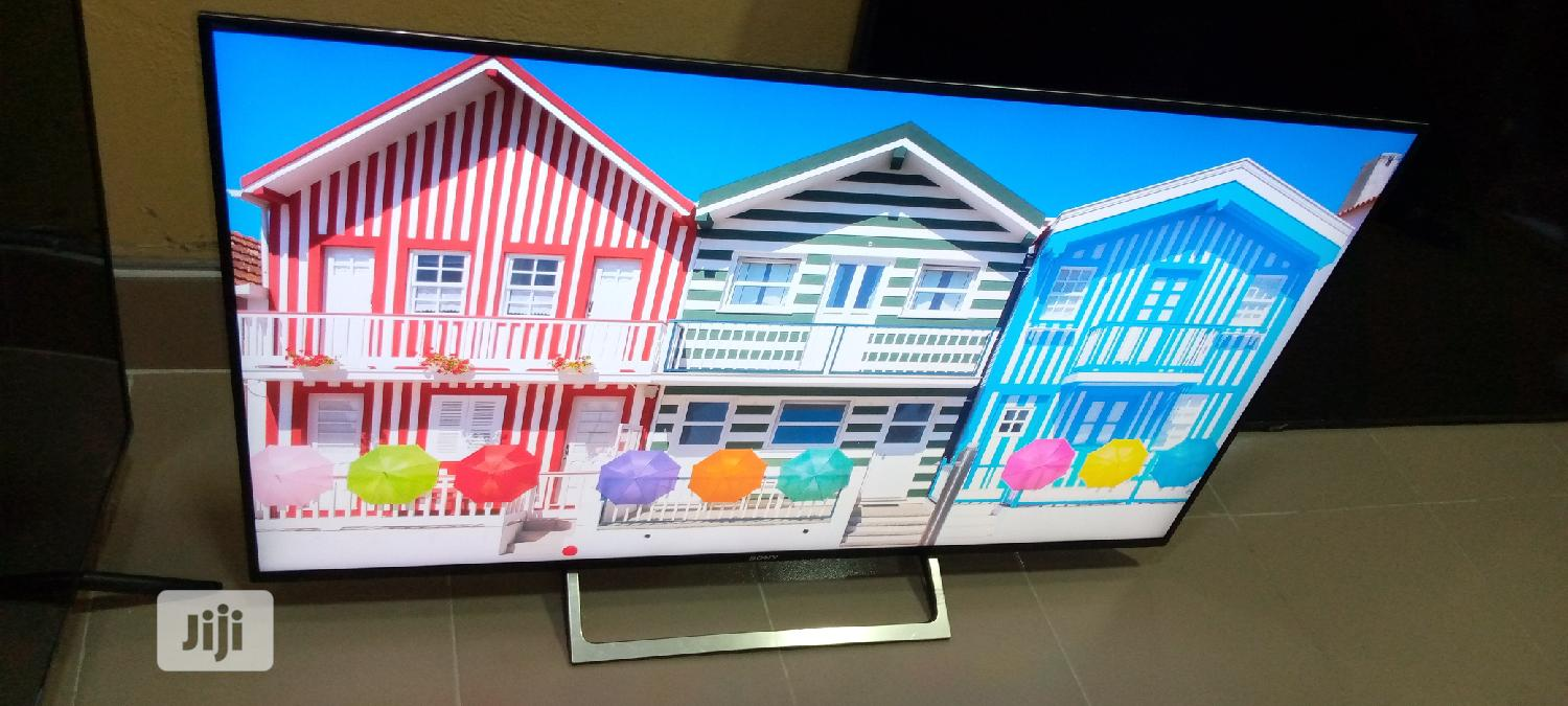 """Ultra Slim 55"""" Sony Android 4k Hdr Tv"""