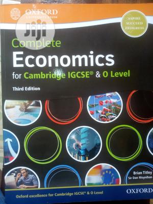 Complete Economics for Cambridge IGCSE and O Level | Books & Games for sale in Lagos State, Surulere