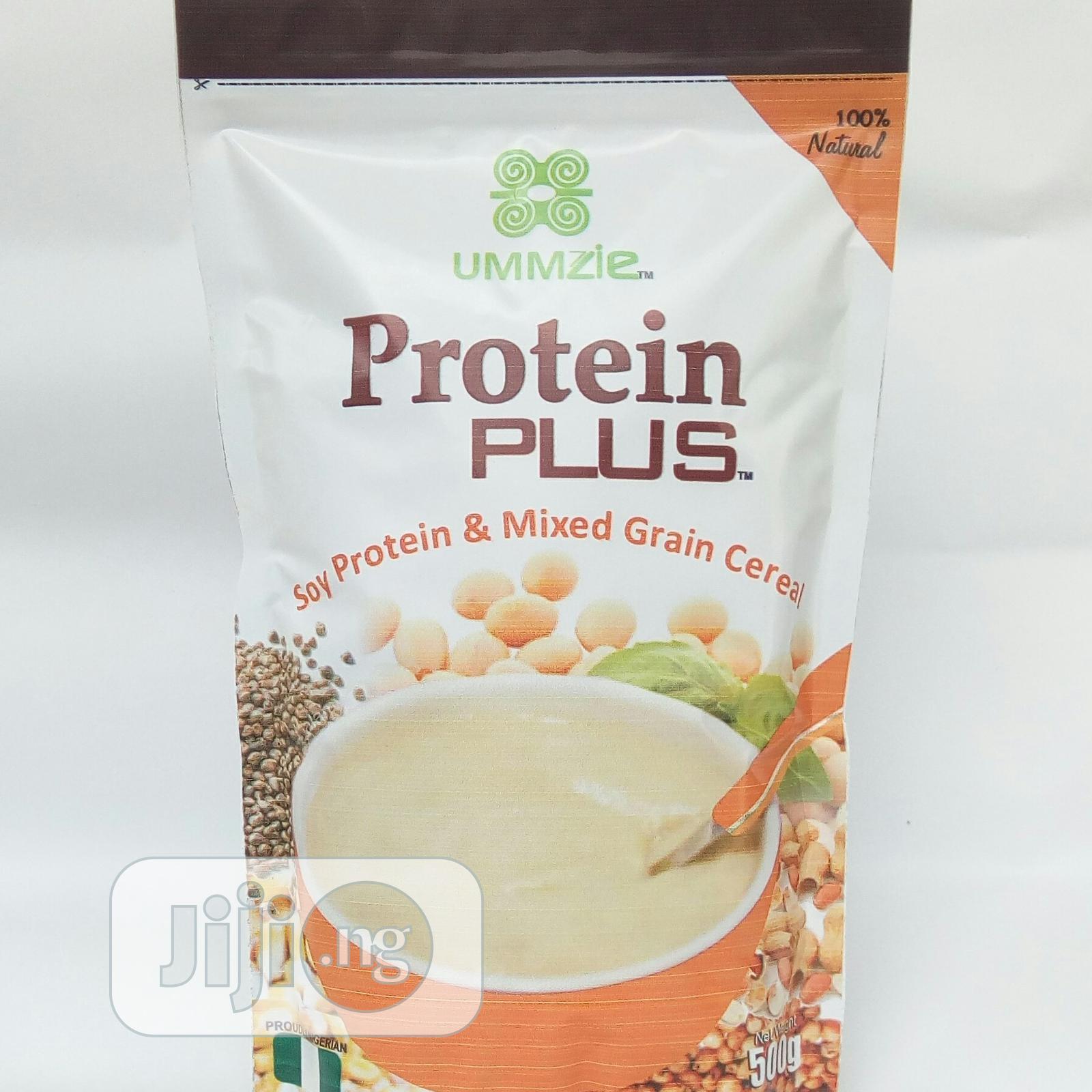 Ummzie Protein Plus Cereal
