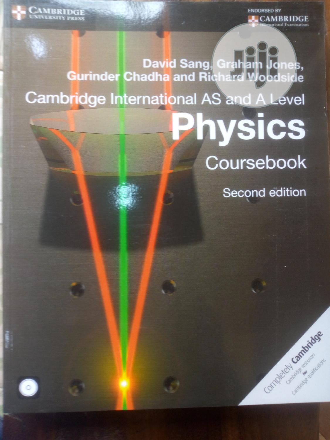 Archive: Complete International AS And A Level Physics