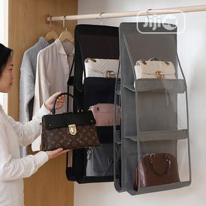 6 Pocket Bag Storage(Black, Pink, Blue, Orange, Purple) | Home Accessories for sale in Rivers State, Port-Harcourt