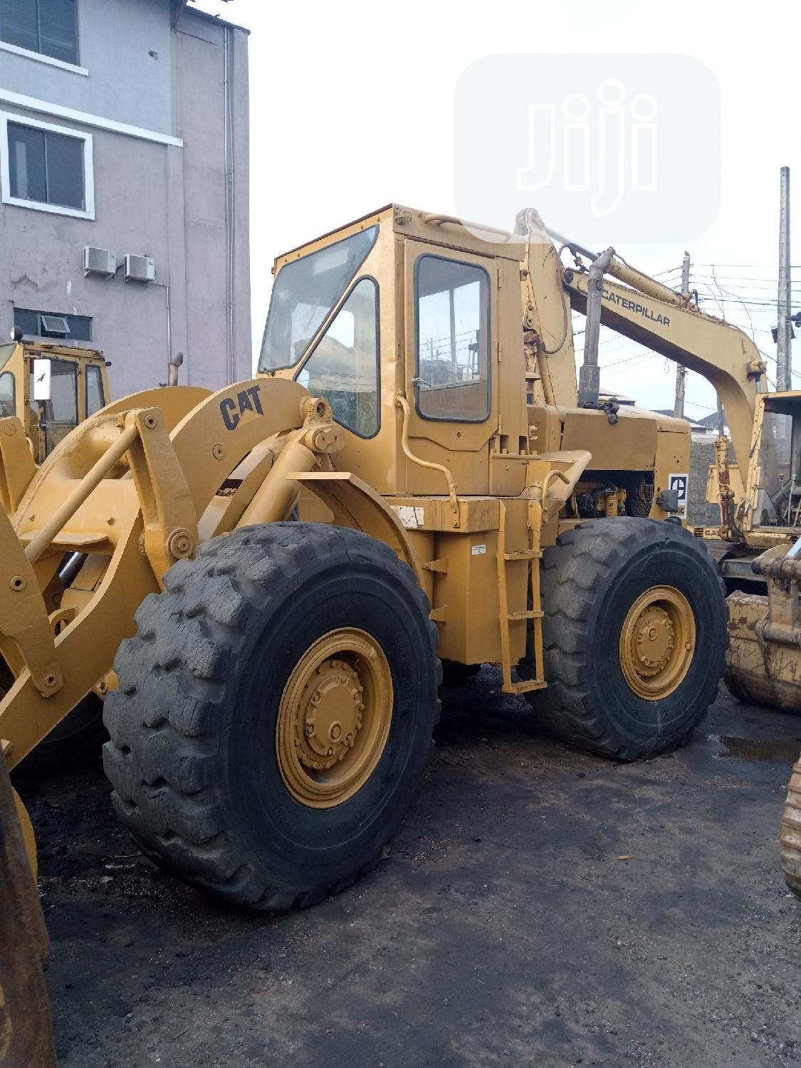 Archive: 966c Payloader