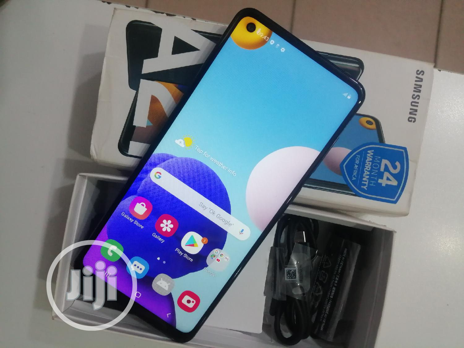 Samsung Galaxy A21s 64 GB Black | Mobile Phones for sale in Wuse 2, Abuja (FCT) State, Nigeria