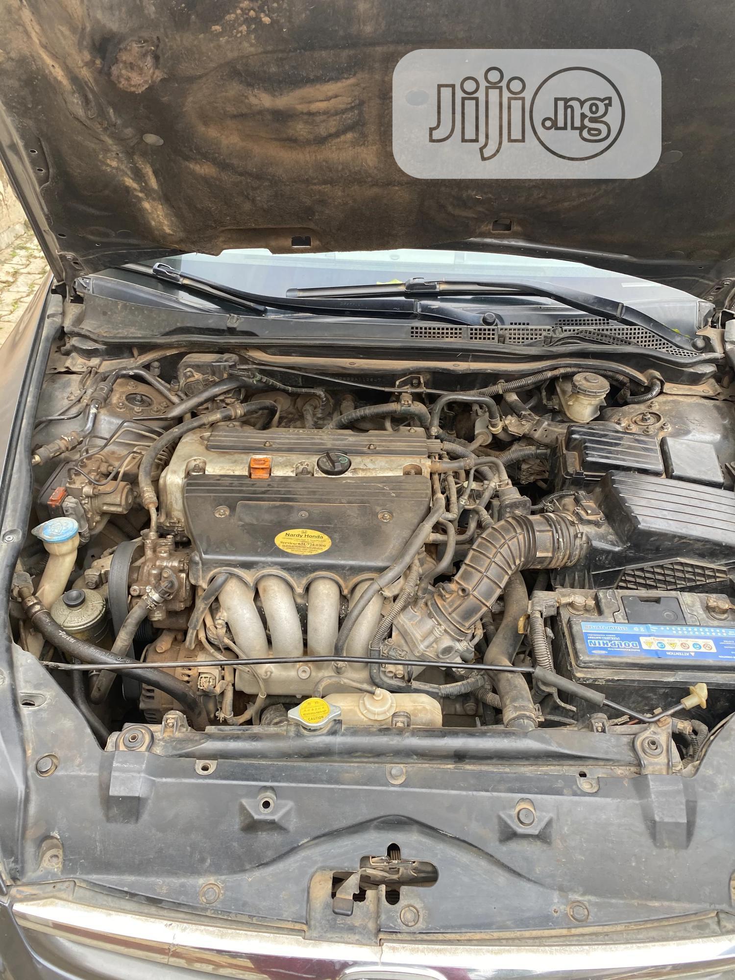 Archive: Honda Accord 2006 Sedan EX Automatic Gray