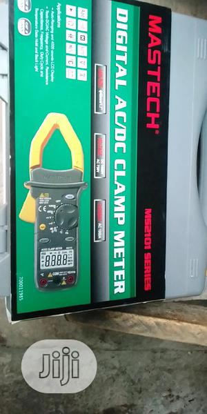 Original AC/DC Digital Clamp Meter   Measuring & Layout Tools for sale in Lagos State, Lagos Island (Eko)