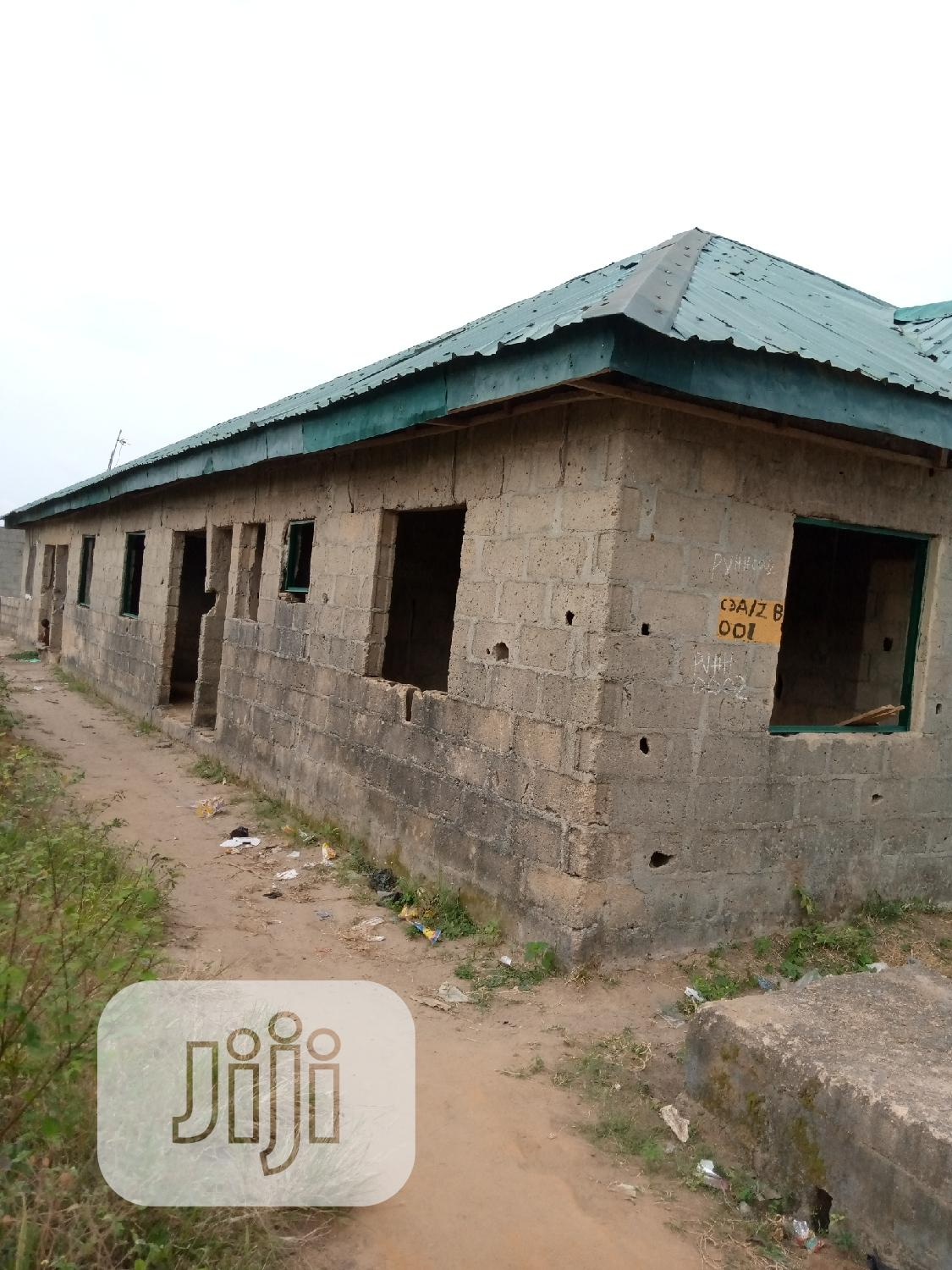 4unit Of Mini Flat On Half Plot Of Land At Igbalu   Houses & Apartments For Sale for sale in Ikorodu, Lagos State, Nigeria