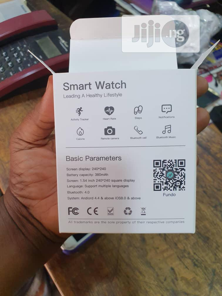 Smart Watch (WB 34) | Smart Watches & Trackers for sale in Ikeja, Lagos State, Nigeria