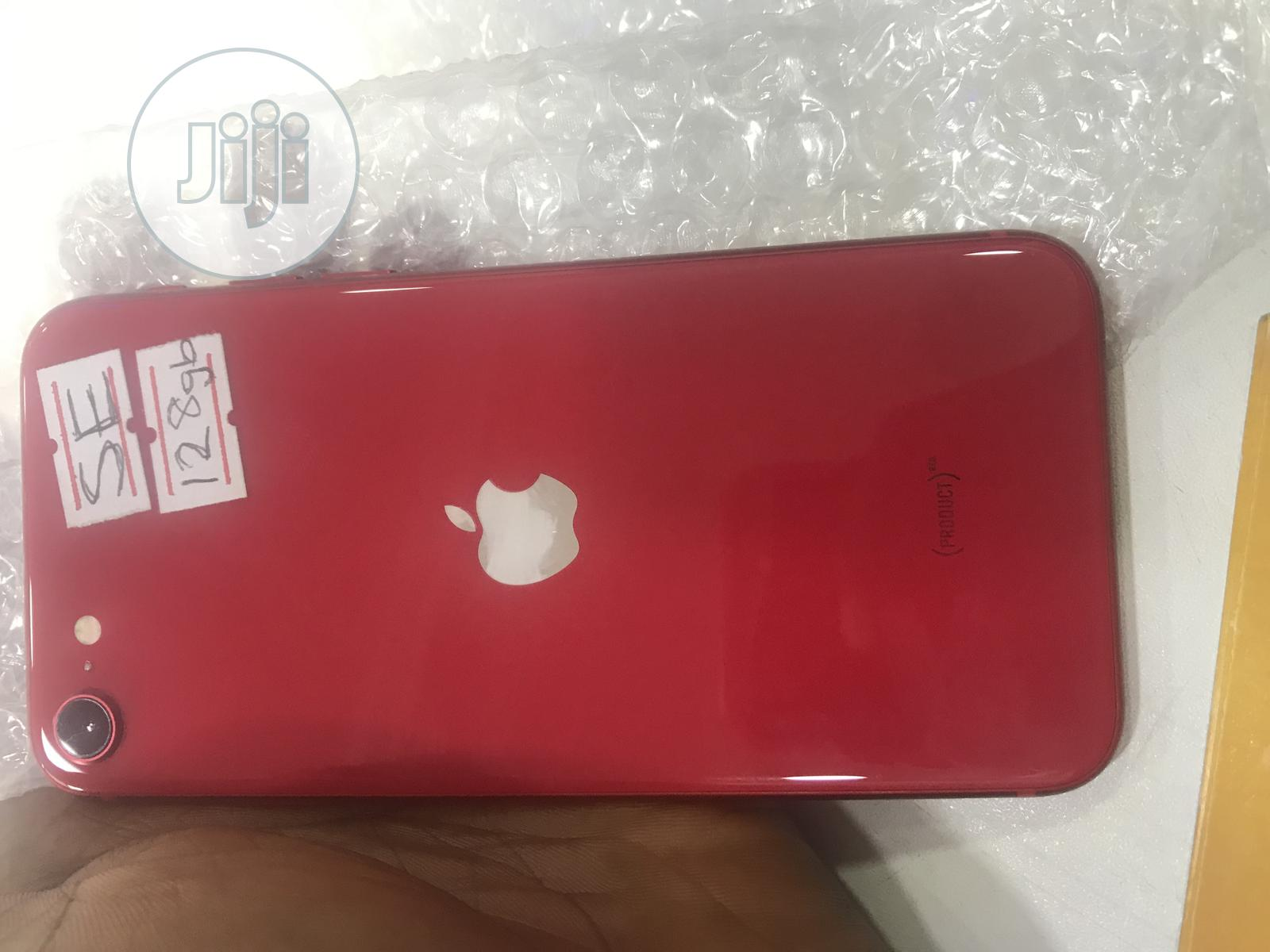 Apple iPhone SE 32 GB Red | Mobile Phones for sale in Ikeja, Lagos State, Nigeria
