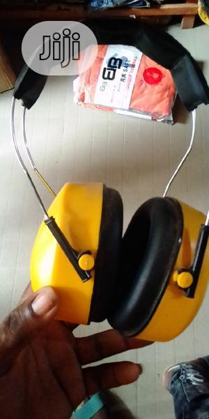 Industrial Safety Earmuuff | Safetywear & Equipment for sale in Lagos State, Lagos Island (Eko)
