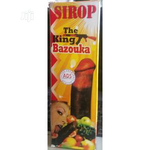 Bazouka The King Penis Enlargement Syrup ( For Bigger Size) | Sexual Wellness for sale in Lagos State, Alimosho
