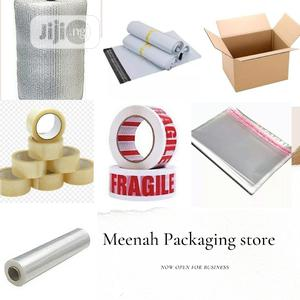 Packaging Items: Bubble Wraps, Corrugated Cartons, Sellotape   Safetywear & Equipment for sale in Lagos State, Agboyi/Ketu