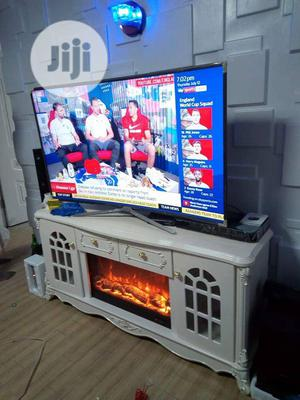 Luxury Fireplace TV Stand   Furniture for sale in Lagos State, Ikeja