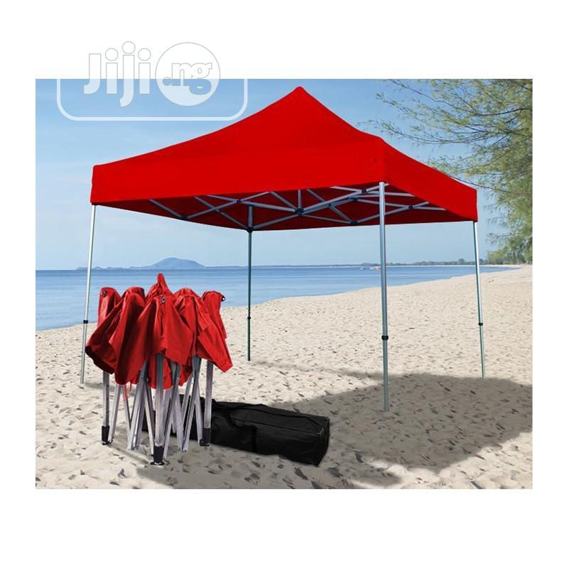 Archive: Gazebo Tents Red