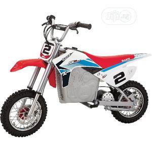 Razor Sx500 McGrath Dirt Rocket Electric Motocross Bike   Toys for sale in Lagos State, Ikeja