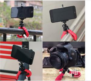 Flexible Sponge Octopus Tripod Fpr Mobile Phones | Accessories & Supplies for Electronics for sale in Lagos State, Ojodu