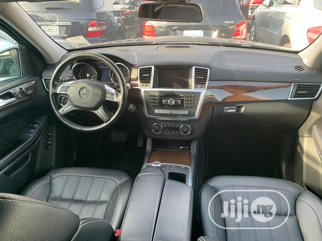 Archive: Mercedes-Benz GL Class 2013 GL 450 Gray