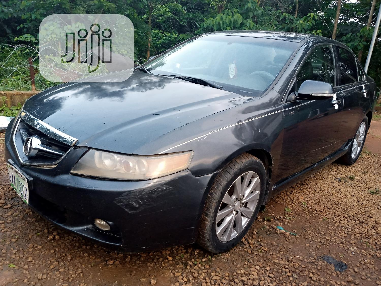 Acura Tsx 2005 Automatic Blue In Katampe Cars Sunday Olim Jiji Ng For Sale In Katampe Buy Cars From Sunday Olim On Jiji Ng