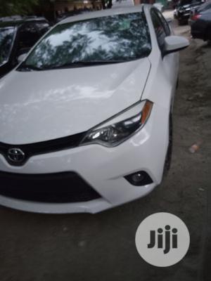 Toyota Corolla 2015 White | Cars for sale in Lagos State, Kosofe